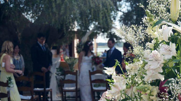 Ceremonia boda civil en el Rocio, Huelva, blessing ceremony, wedding minister English Spanish French German Swedish celebrant ceremonies civiles symbolique en français espagnol anglais F03