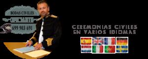 Oficiante de bodas Málaga
