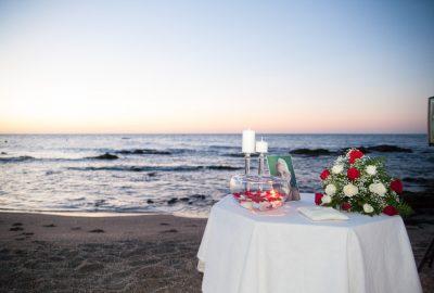 Ceremonia civil Marbella al amanecer