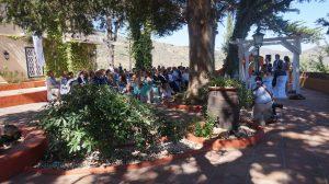 Ceremonia civil en Hotel Cortijo La Reina, Malaga