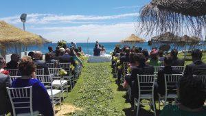 Cérémonie civile à Sotogrande. Mariage civil à Sotogrande. Service du ministre des mariages Sotogrande (Cadiz) Mariages civils à Cadix, Sotogrande