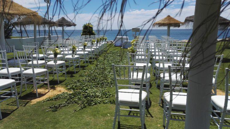 Ceremonia boda civil en Sotogrande, Cádiz blessing ceremony ceremonie civile symbolique F01
