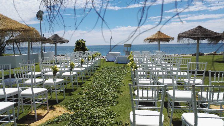 Ceremonia boda civil en Sotogrande, Cádiz blessing ceremony ceremonie civile symbolique F02