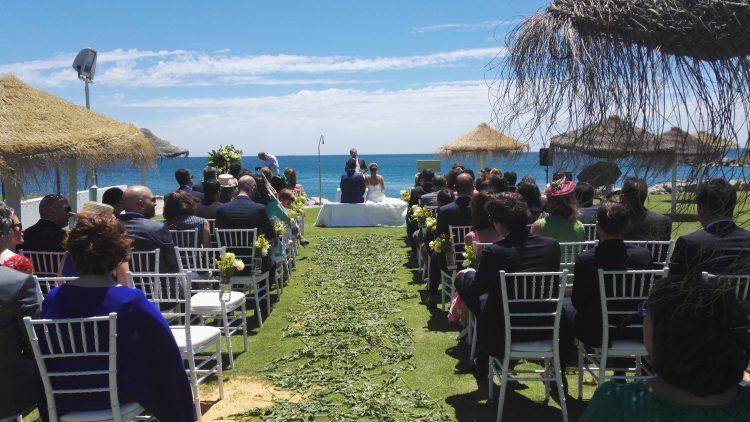 Ceremonia Ceremonia boda civil en Sotogrande, Cádiz blessing ceremony ceremonie civile symbolique F01