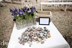 ritual de las piedras