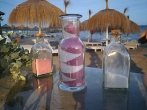 Ritual de la arena Rituel du sable sand rituel