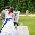 Ritual de pintur un lienzo, ceremonia del lienzo
