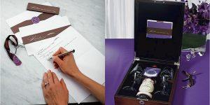 Rituales para bodas, el ritual del vino y la carta