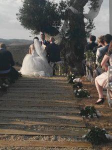 Blessing ceremony in La Joya Agua Amarga Almeria F02