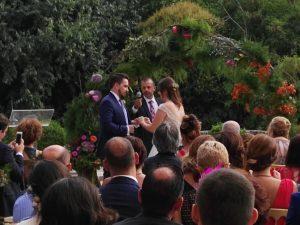 Palacio de los Cordova La Alhambra Boda civil Blessing ceremony Mariage ceremonie français anglais frances español ingles aleman german dutch Granada F01