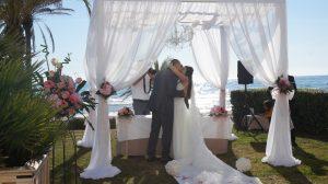 Elopment wedding Marbella, blessing ceremony Marbella, Marbella weddings, celebrant, officiant, vows renewal,