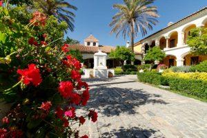 Boda civil en hotel monasterio Jimena de la Frontera Cádiz