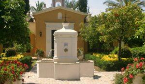 Ceremonia civil en hotel monasterio Jimena de la Frontera Cádiz