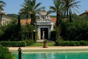 Maestro de ceremonia en hotel monasterio Jimena de la Frontera Cádiz