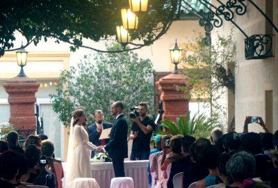 Civil bröllop ceremonier