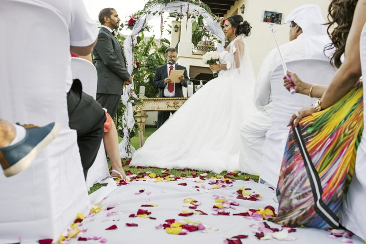 Civilborgarbröllop i Marbella