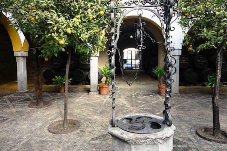 Civil ceremoni i Almoraima Castellar de la Frontera F02 välsignelse ceremoni engelska spanska franska