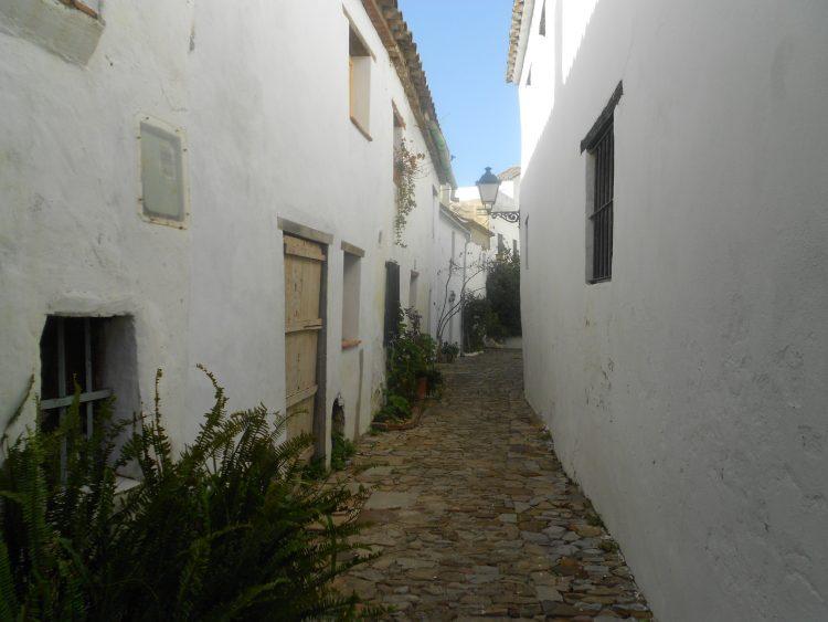slott av Castellar de la Frontera F03 välsignelse ceremoni engelska spanska franska