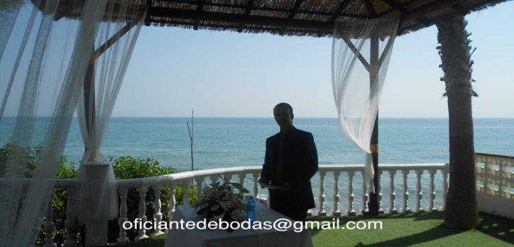 Ceremoniella civila bröllop Marbella