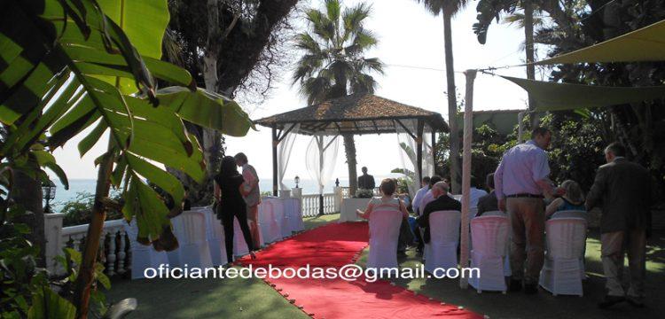 Marbella med civil bröllop