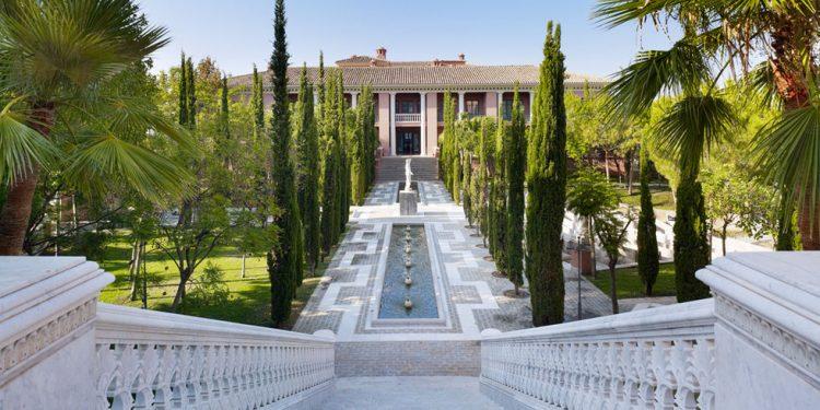 Borgerlig ceremoni på Hotel Villapadierna, Marbella, på engelska och portugisiska F04
