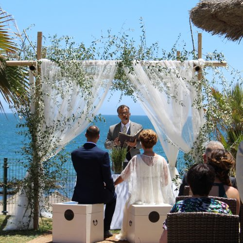 Bodas en la playa Mijas Costa Weddings at the beach Mijas Marbella Ceremonies Mariages sur la plage Marbella Mijas 02