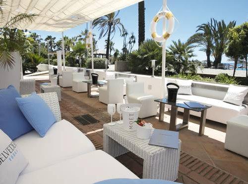 Maestro de ceremonias en hotel guadalpin banus en Marbella Málaga