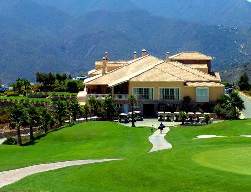 Maestro de ceremonias en hotel Alhaurin Golf, en Málaga